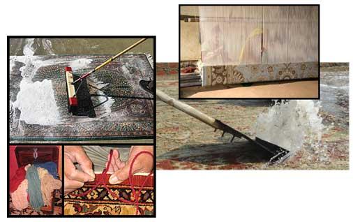 Dallas Area Rug Cleaning & Rug Repair